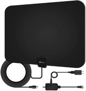 3. Vansky Amplified Indoor HDTV Antenna