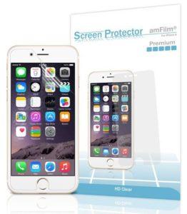 3. amFilm iPhone 6S Screen Protector