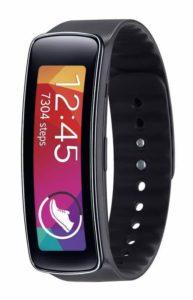 4. Samsung Gear Fit Smart Watch