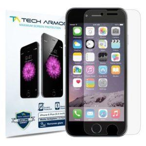 4. Tech Armor Apple iPhone 6S Screen Protector