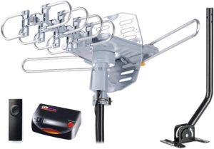 4. pingbingding Amplified Outdoor HDTV Antenna