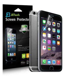 5. JETech iPhone 6S 6 Screen Protector Film