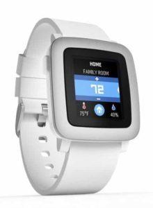 5. Pebble Time Smartwatch