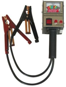 6. Associated Equipment 6031 Battery Tester