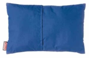 6. Coleman Fold and Go Camp Pillow