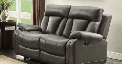 Top 10 Leather Reclining Sofas in 2019