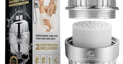 Top 10 Best Shower Filters in 2017