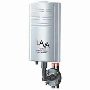 7. Lava Electronics HD-600 IndoorOutdoor HDTV Antenna