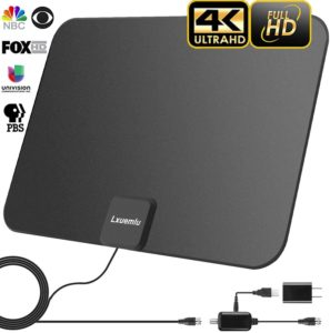 7. Lxuemlu Long Range Indoor HDTV Antenna