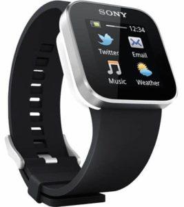 7. Sony SmartWatch