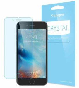 7. Spigen iPhone 6S Screen Protector Cystal Premium HD