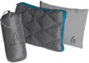 8. Sierra Designs DriDown Pillow