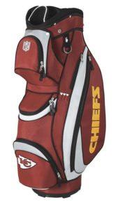 8. Wilson Golf NFL Deluxe Golf Cart Bag