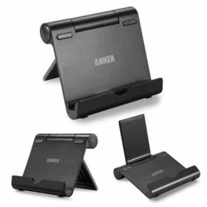 9. Anker Multi-Angle Portable Stand for Tablets
