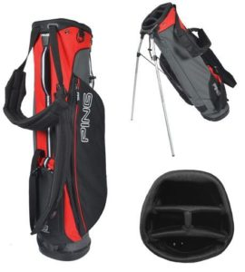 9. Ping L8 StandCarry Golf Bag
