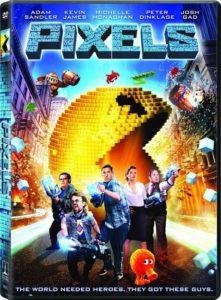 9. Pixels