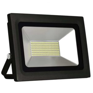 Solla 60w Led Flood Light Outdoor Security Lights 4500 Lm Daylight White