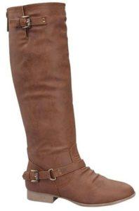 1. Top Moda Women's COCO 1 Knee High Riding Boot