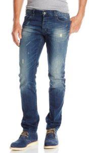 10. Calvin Klein Jeans Men's Dirty Destructed Slim Jean