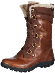 10. Timberland Women's MT Hope Mid WP Boot