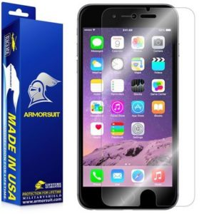 2. Armor Suit iPhone 6S Plus Screen Protector