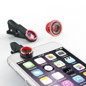 2. GoGo Robots iPhone 6S Fisheye Lens Kit