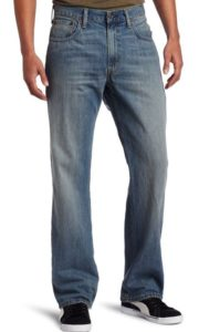 2. Levi's Men's 569 Loose Straight-Leg Jean