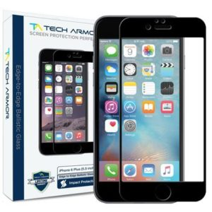 4. Tech Armor iPhone 6S Plus Screen Protector