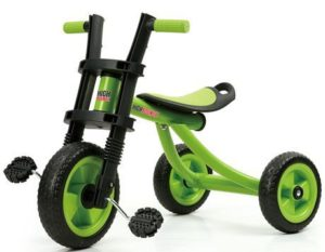 6. High Bounce Extra Tall Tricycle