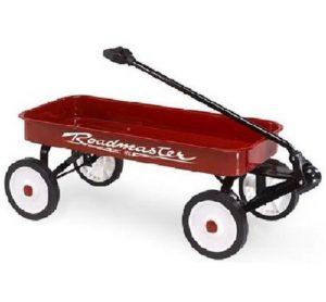 6. Pacific Cycle Roadmaster 34 Steel Wagon