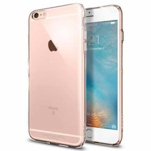 6. Spigen Capsule iPhone 6S Plus Case