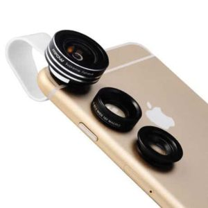 8. Mpow 3-in-1 iPhone 6S Lens Kit