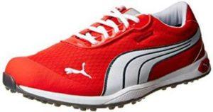 8. PUMA Men's Biofusion Spikeless Mesh Golf Shoe