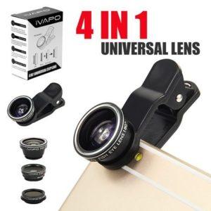 8. iVAPO 4-in1 Lens