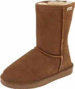 9. BEARPAW Women's Emma Short Boot