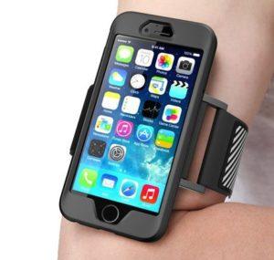 9. Supcase iPhone 6S Armband