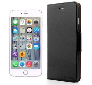 9. aLLreLi Luxury Edition iPhone 6S Wallet Case