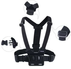 1. Smatree Head Strap Mount For GoPro