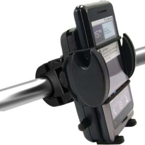 2. ChargerCity Mega Grip Bike Mount Kit For iPhone 6S Plus