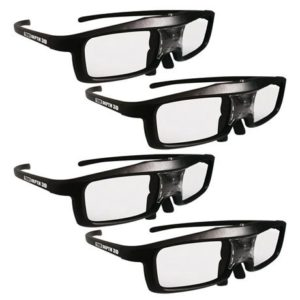 5. True Depth 3D Firestorm LT Glasses Kit