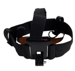 5. Wild-US Head Harness Mount Strap For GoPro