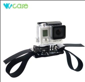 6. WoCase GoPro HeadWristHandGlove Mount for GoPro