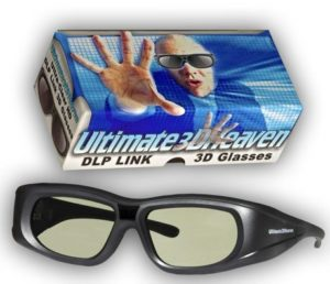 7. 3DHeaven Ultra-Clear HD Glasses