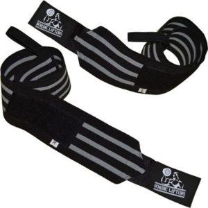 10. Nordic Lifting Super Heavy Duty Wrist Wraps