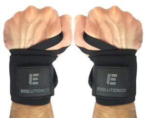 4. LIFT Wrist Wraps