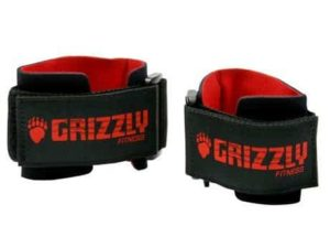 7. Grizzly Fitness Power Training Wrist Wrap