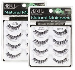 10. Ardell Multipack Demi Wispies Fake Eyelashes