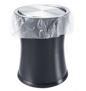 10. Bennett Swivel-A-Lid Trash Can