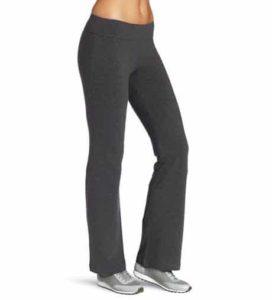 2. Spalding Women's Boot-Leg Yoga Pant