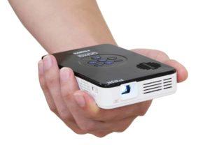 4. AAXA P2 Jr Pico Projector